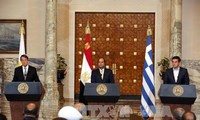 Egypt, Cyprus, Greece to stand together in migration crisis