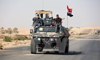 Iraqi special forces enter Mosul