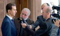 Syrian President ready for direct talks with all opposition groups