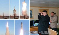 North Korea launches 10th missile this year