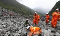 15 dead, 118 missing in landslide in southwest China
