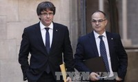 Spain's constitutional court rejects Catalan referendum law