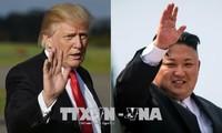US, North Korea leaders to meet in May
