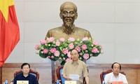 PM urges resources for landslide settlement in Mekong Delta