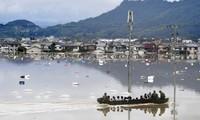 37 dead, 50 missing as heavy floods hit Japan