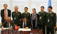 Vietnam, UN sign MoU on deployment of field hospital to South Sudan