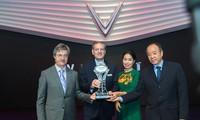 VinFast wins New Star award at Paris Motor Show