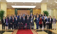 Senior Party official lauds US business community's role in bilateral ties