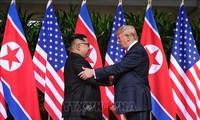 US holds door open for resumption of talk with North Korea
