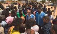 UN officials call for refugees, migrants to be freed from detention
