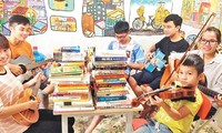 Vietnamese  student devotes his youth to spreading kindness