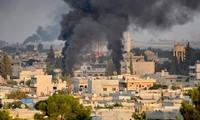 World reacts to Turkey's strike in northeast Syria