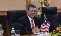 Malaysia voices concern over East Sea situation
