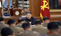 North Korean official newspaper calls for self-reliance amid int'l sanctions