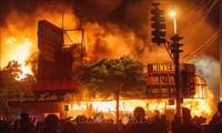 George Floyd protests spread in US