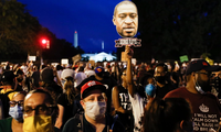 Anti-violence demonstrations spread in US