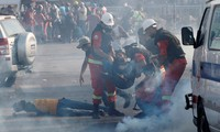 238 people injured in Beirut protests