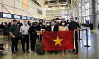 270 Vietnamese citizens safely repatriated from Australia, NZ