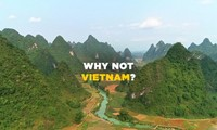 """CNN releases """"Why not Vietnam"""" video for tourism promotion campaign"""