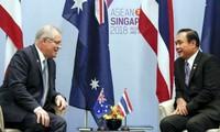 Australia, Thailand elevate ties to strategic partnership