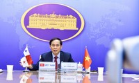 Vietnam, Panama hold online talks on bilateral ties