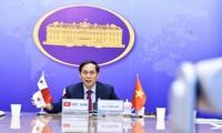 Vietnam, Panama hold online talks on bilateral ties
