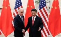 Chinese President congratulates Joe Biden on election as US President