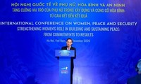 Vietnam promotes women's role in building peace: conference