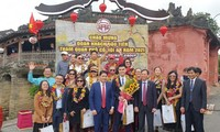 Hoi An welcomes first visitors of 2021