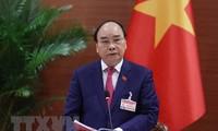 Lao PM sends congratulations to Vietnamese PM