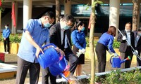 Youth Month, tree-planting festival celebrated nationwide