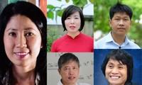 Five Vietnamese researchers make Asian Scientist 100 list