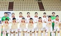 Vietnam advances to FIFA Futsal World Cup 2021