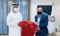 Vietnam, UAE agree on football development cooperation