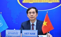 Vietnam ready to cooperate for a peaceful, developing cyber environment