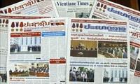 Lao media spotlight success of President Nguyen Xuan Phuc's visit