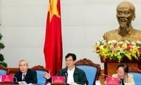 Премьер-министр СРВ Нгуен Тан Зунг потребовал, чтобы...