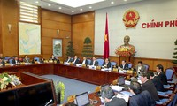 Очередное правительственное заседание по подведению итогов работы в феврале 2012