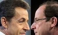 Разрыв между двумя кандидатами в президенты Франции снижается