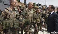Президент Франции объявил о выводе войск из Афганистана