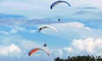 В Дананге завершились Международные соревнования по парашютизму