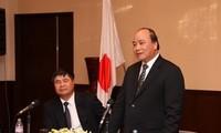 Вице-премьер Нгуен Суан Фук посетил Японию c рабочим визитом
