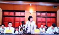 10-е заседание Постоянного комитета Вьетнамского парламента