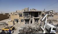 По всему Ираку произошло более десятка терактов