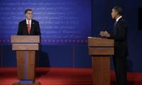 Первые дебаты между кандидатами в президенты на предстоящих в США выборах