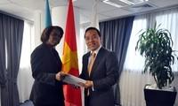 ВПП желает укреплять стратегическое сотрудничество с Вьетнамом