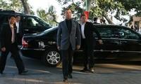 Пресс-релиз МИД СРВ о предстоящем визите Медведева во Вьетнам