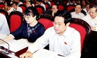 Вьетнамские депутаты приняли 6 важных законопроектов
