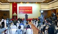 Очередная ноябрьская пресс-конференция вьетнамского правительства