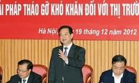Нгуен Тан Зунг потребовал сосредоточить внимание на строительстве жилых домов...